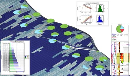 Integrating petrophysical and engineering data for reservoir modeling