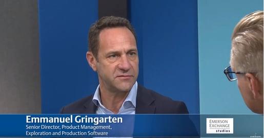Emmanuel Gringarten, Sr. Director, Product Management